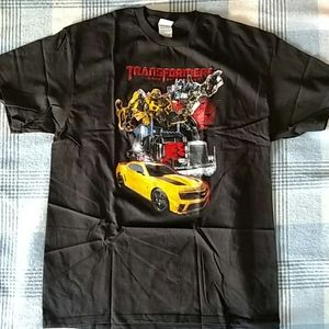 New Transformers Graphic Tee